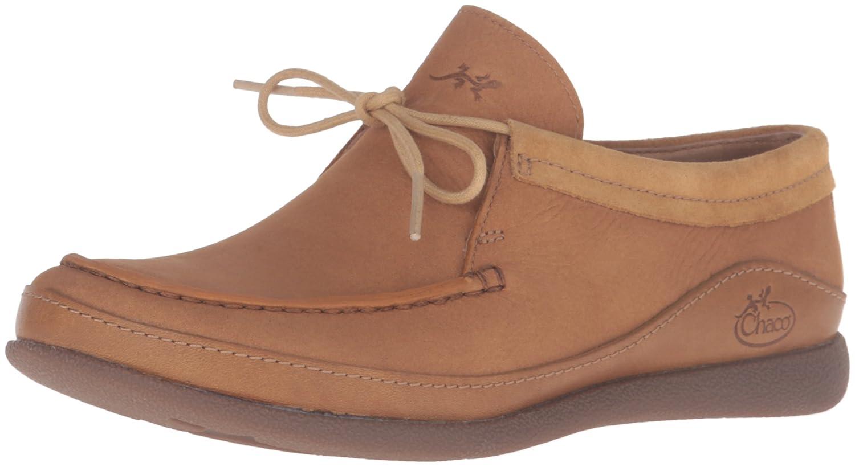 Chaco Women's Pineland Moc-W Hiking Shoe B0196Z85YW 8.5 B(M) US|Bone Brown