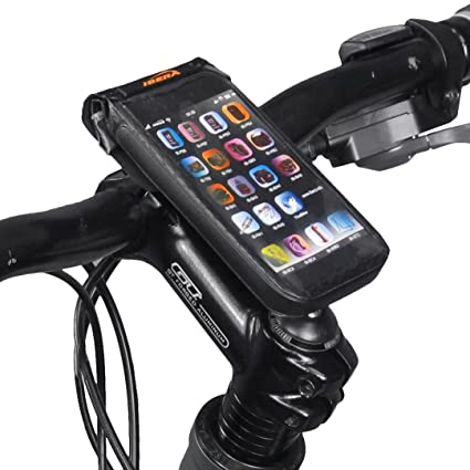 los angeles fa0b6 3562a Amazon.com: Ibera Bicycle Weather Resistant iPhone 4, iPhone 5 ...
