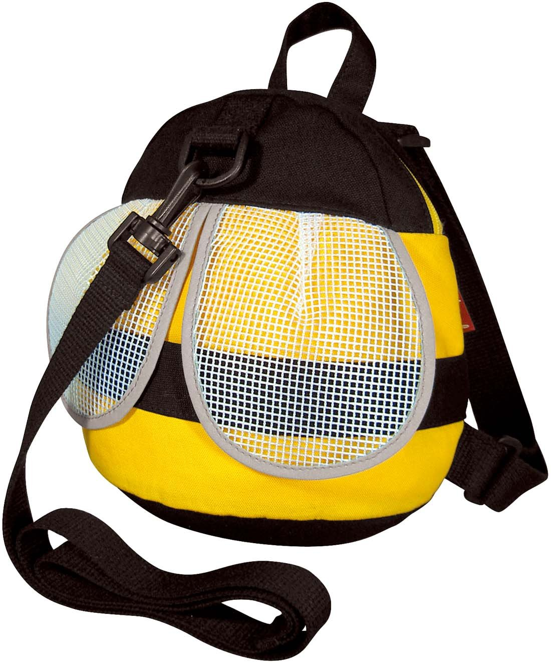 Angel DEPT Baby Boys Girls Toddler Safety Harness Backpack (Yellow bee) by Angel DEPT (Image #1)