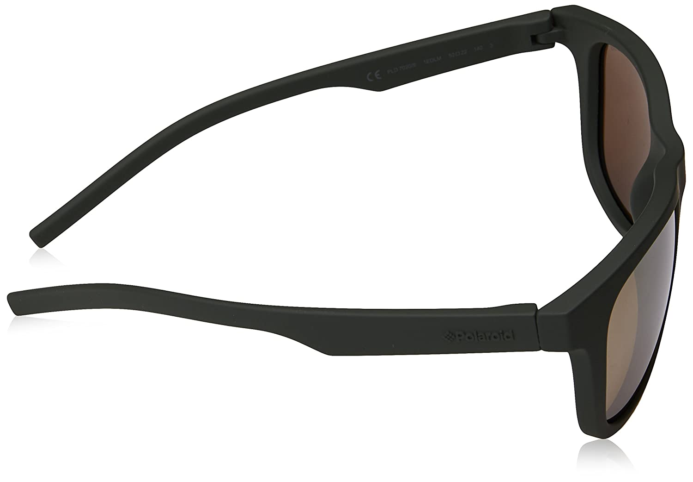 0a450f47228 Polaroid Unisex s PLD 7020 S LM 1ED 52 Sunglasses