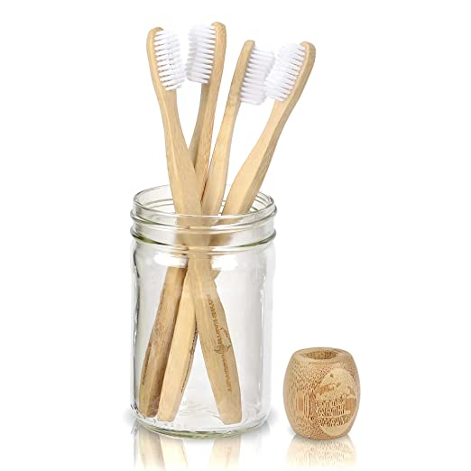 Better Earth Company Bamboo Toothbrush