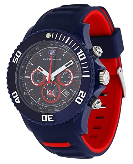 Reloj Ice Watch BM.CH.BRD.B.S.14 Rojo Polyamide Hombre: Amazon.es: Relojes