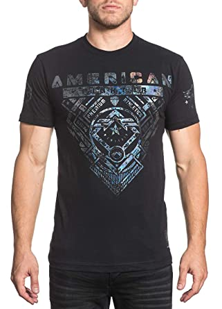 fe8e81d4 Amazon.com: American Fighter Idlewild T-Shirt: Clothing