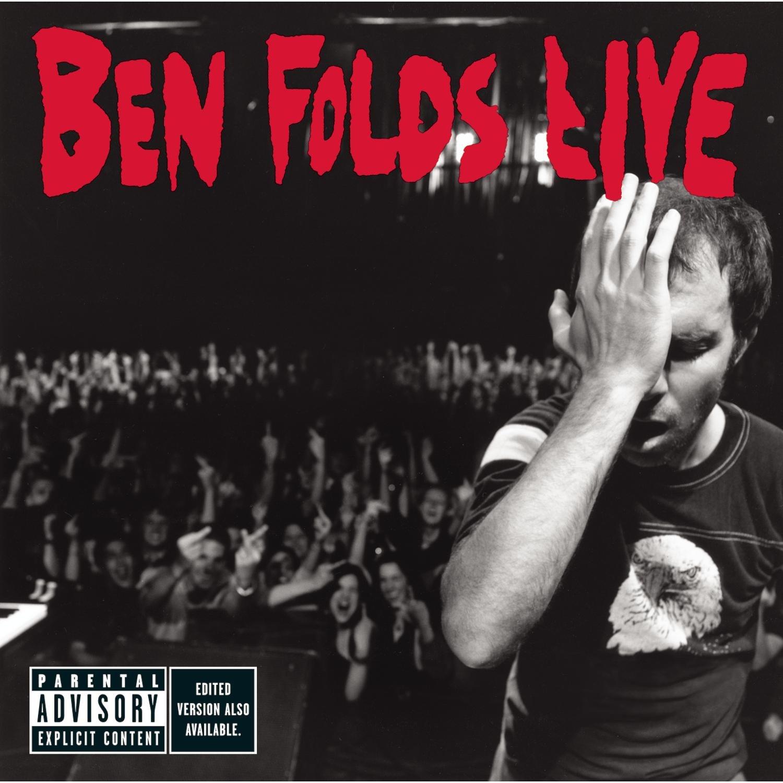 Ben Folds Live by Sony Legacy