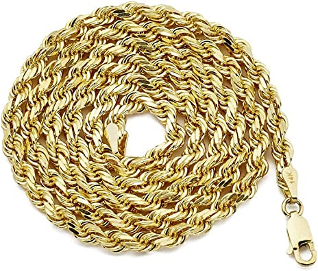 Mr Bling Gold Chain.