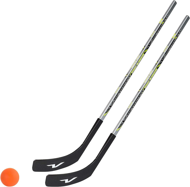 Kids Plus 1 Hockey-Ball Unbekannt 1 x Vancouver Streethockeyschl/äger 100 cm