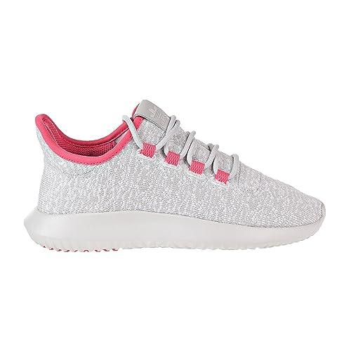 abe0340bf2 adidas Tubular Shadow J Big Kid s Shoes Grey One Real Pink Grey One bb8029