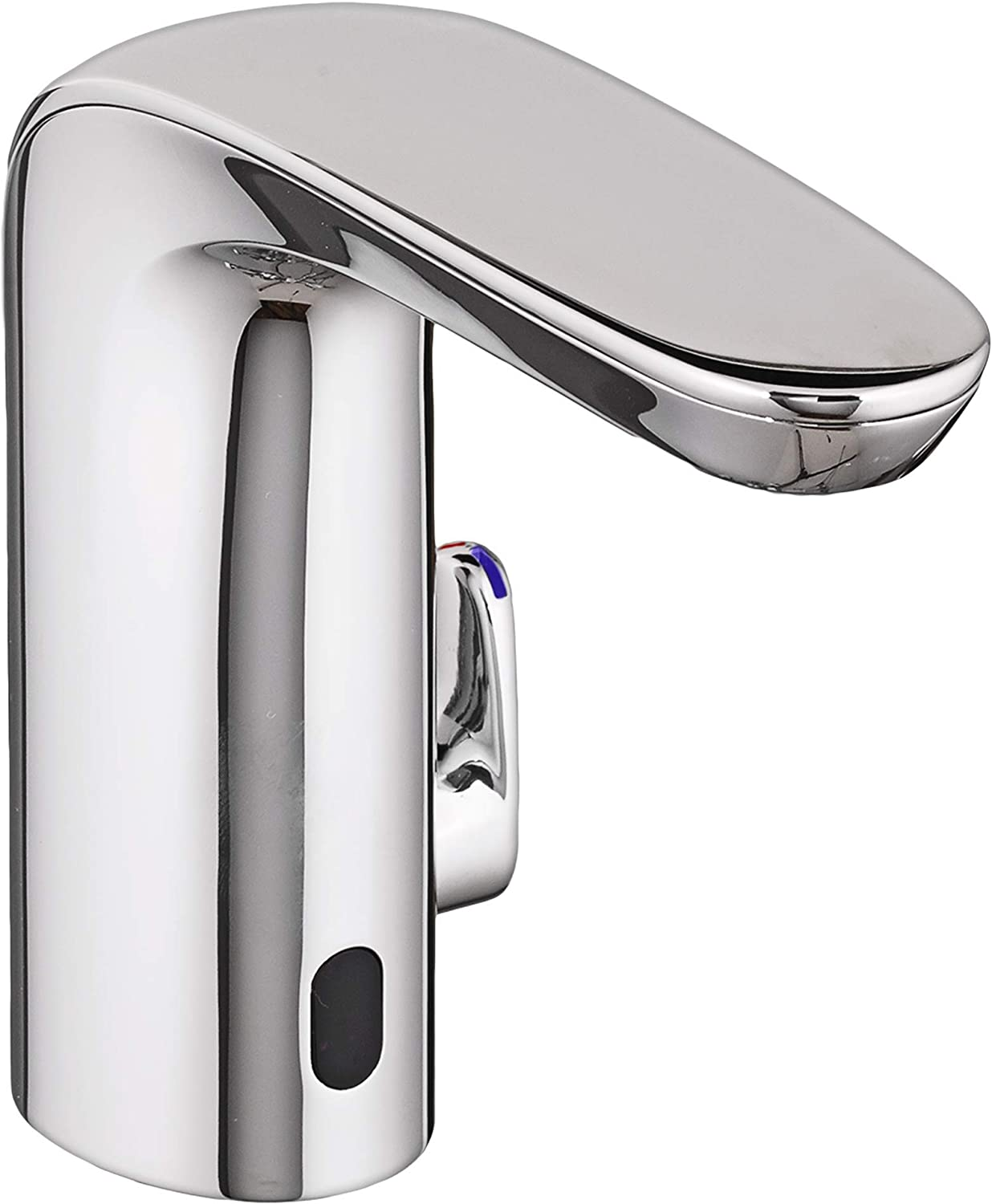 American Standard 775B205.002 NextGen Selectronic Integrated Faucet with Above-Deck Mixing, 0.5 gpm, Polished Chrome: Home Improvement