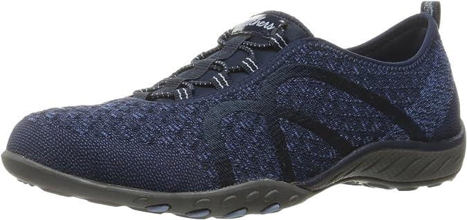 Skechers Damen Breathe Easy Fortune knit 23028 Sneaker 4xv0I