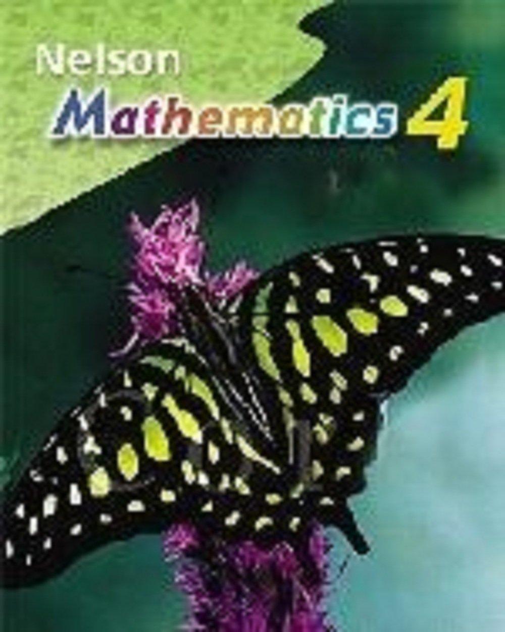 Workbooks nelson math grade 5 workbook : Nelson Mathematics Grade 4 Workbook: Marian Small Mary Lou Kestell ...