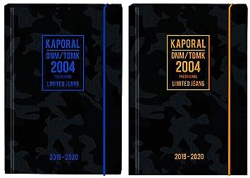 Oberthur - 1 agenda diaria Kaporal Boy - septiembre 2019 a ...