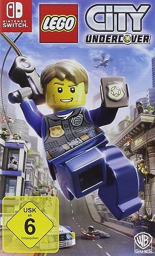 Lego City Undercover [Importación Alemana]: Amazon.es: Videojuegos