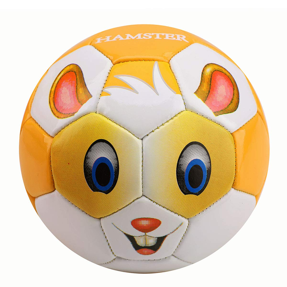 EVERICH TOY Soccer Balls for Toddlers-Ball Games for Kids-Outdoor/Indoor Sport Toys by EVERICH TOY