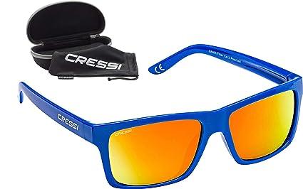 Cressi Bahia Sunglasses Gafas de Sol Deportivo Unisex Adulto