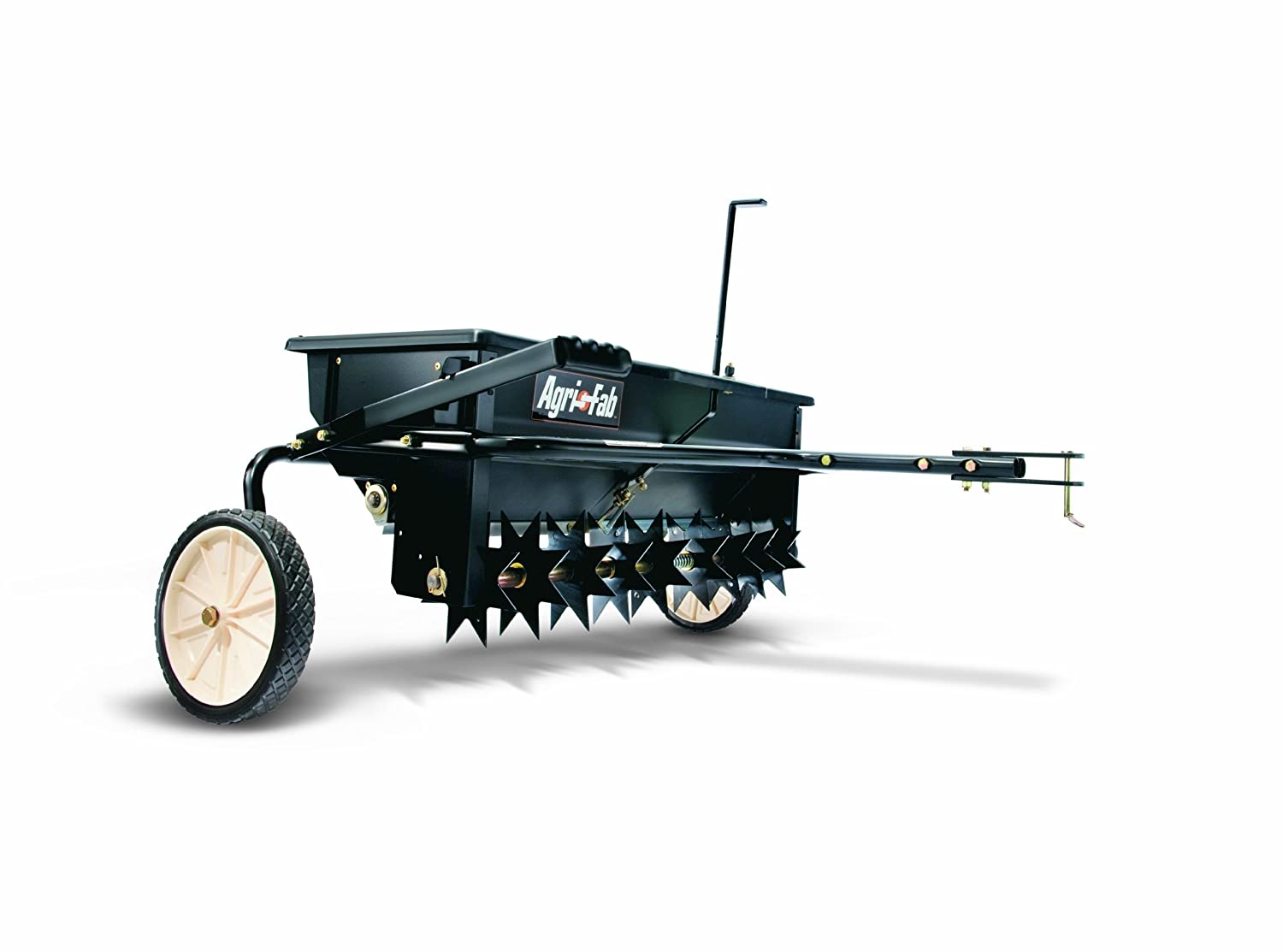Agri-Fab 45-0309 10-Gallon Spiker/Seeder/Spreader, Black Agri-Fab Inc