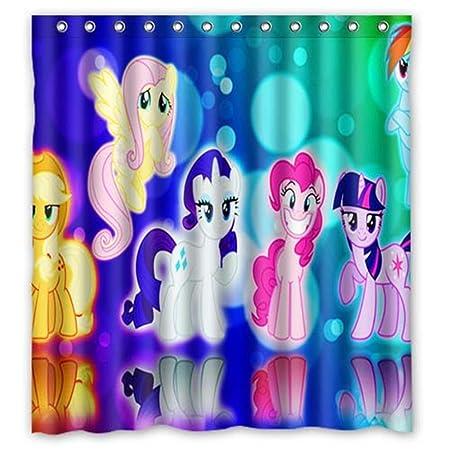 66 Quotx72quot My Little Pony Shower Curtain Quot