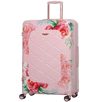 """b9fc09aa6 Aerolite Large 29"""" Lightweight Polycarbonate Hard Shell 4 Wheel Hold  Check in Luggage Suitcase,"""