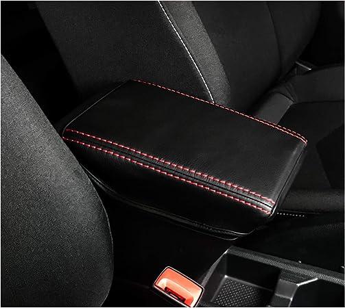 Arona SUV 2017 Housse de Rangement pour accoudoir de Voiture pour Polo MK6 2018 D/écoration et Console Protecteur pour Voiture Seat Ibiza 2018