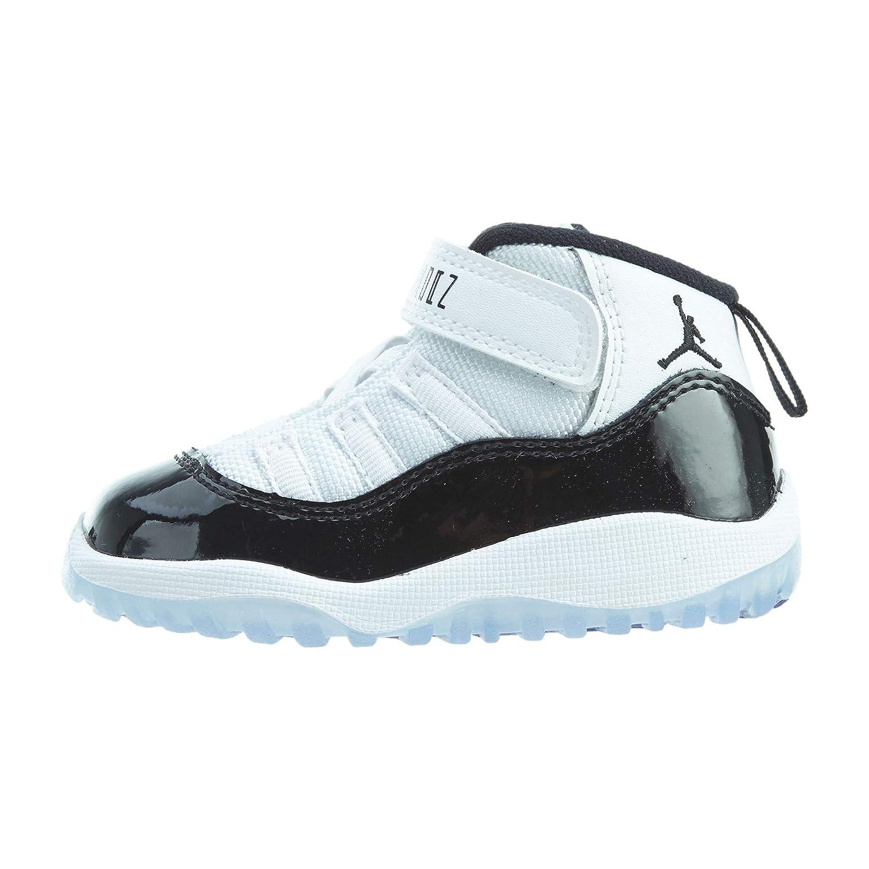 Jordan Retro 11 Infant Shimmer Athletic Nike 378040-003 TDB