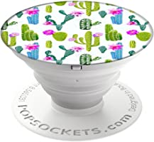 PopSockets: Collapsible Grip & Stand for Phones and Tablets - Cacti
