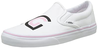 cf70263e38 Vans Women s Ua Classic Slip-on Low-Top Sneakers  Amazon.co.uk ...