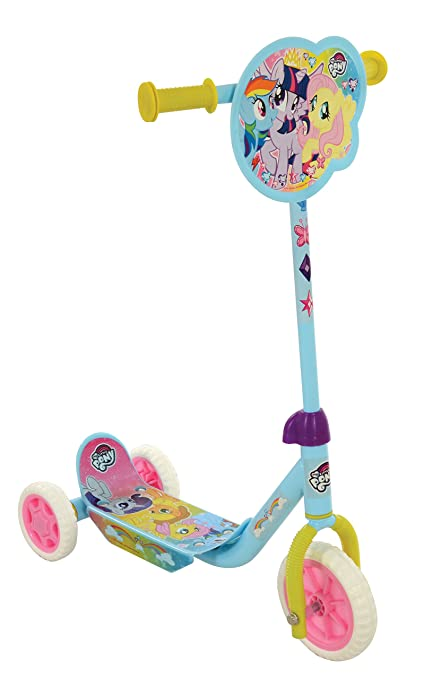 Amazon.com: My Little Pony – Mi primera Tri Scooter – Tres ...