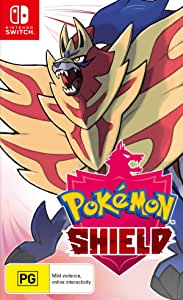 Pokemon Shield - Nintendo Switch