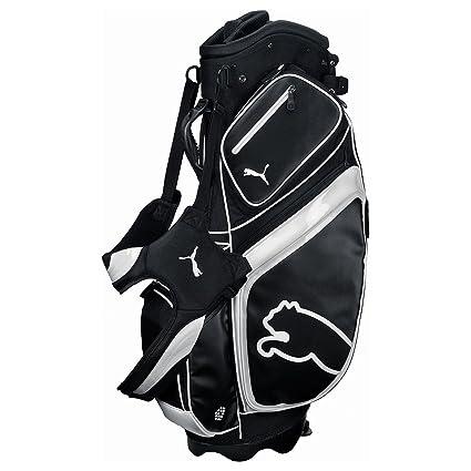 131502cb1abd Amazon.com   Puma Monoline Stand Bag (Black