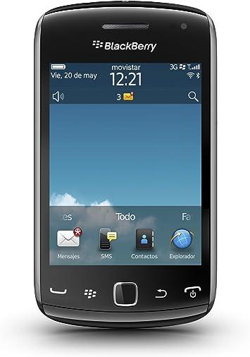 BlackBerry Curve 9380 - Smartphone libre (pantalla táctil de 3,2 ...