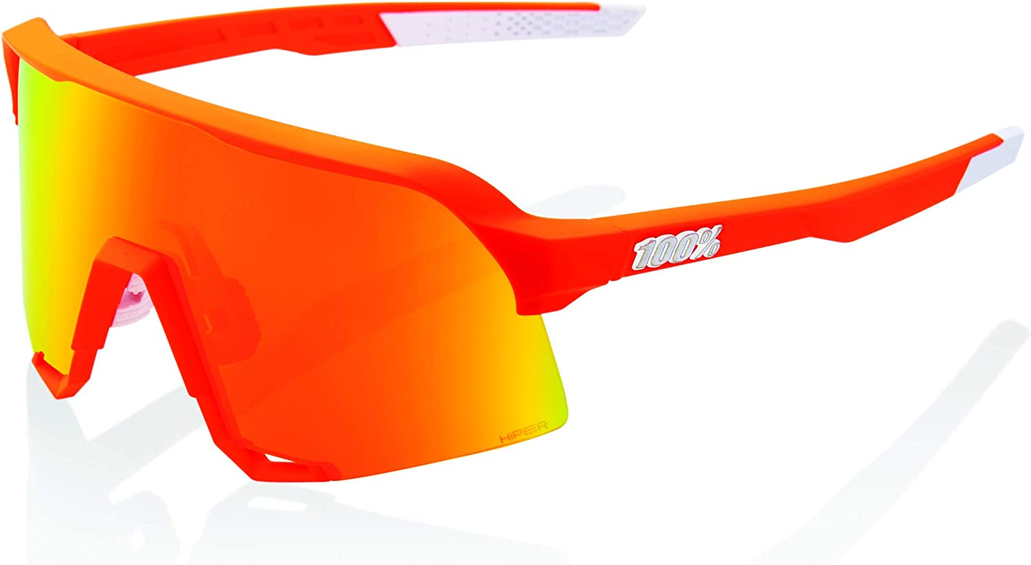100% S3 Sport Performance Sunglasses - Sport and Cycling Eyewear