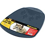 Amazon Com Omega Paw Paw Cleaning Litter Mat Tan