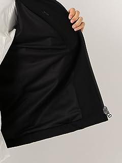 Polyester Zip Blouson 3225-115-2422: Black