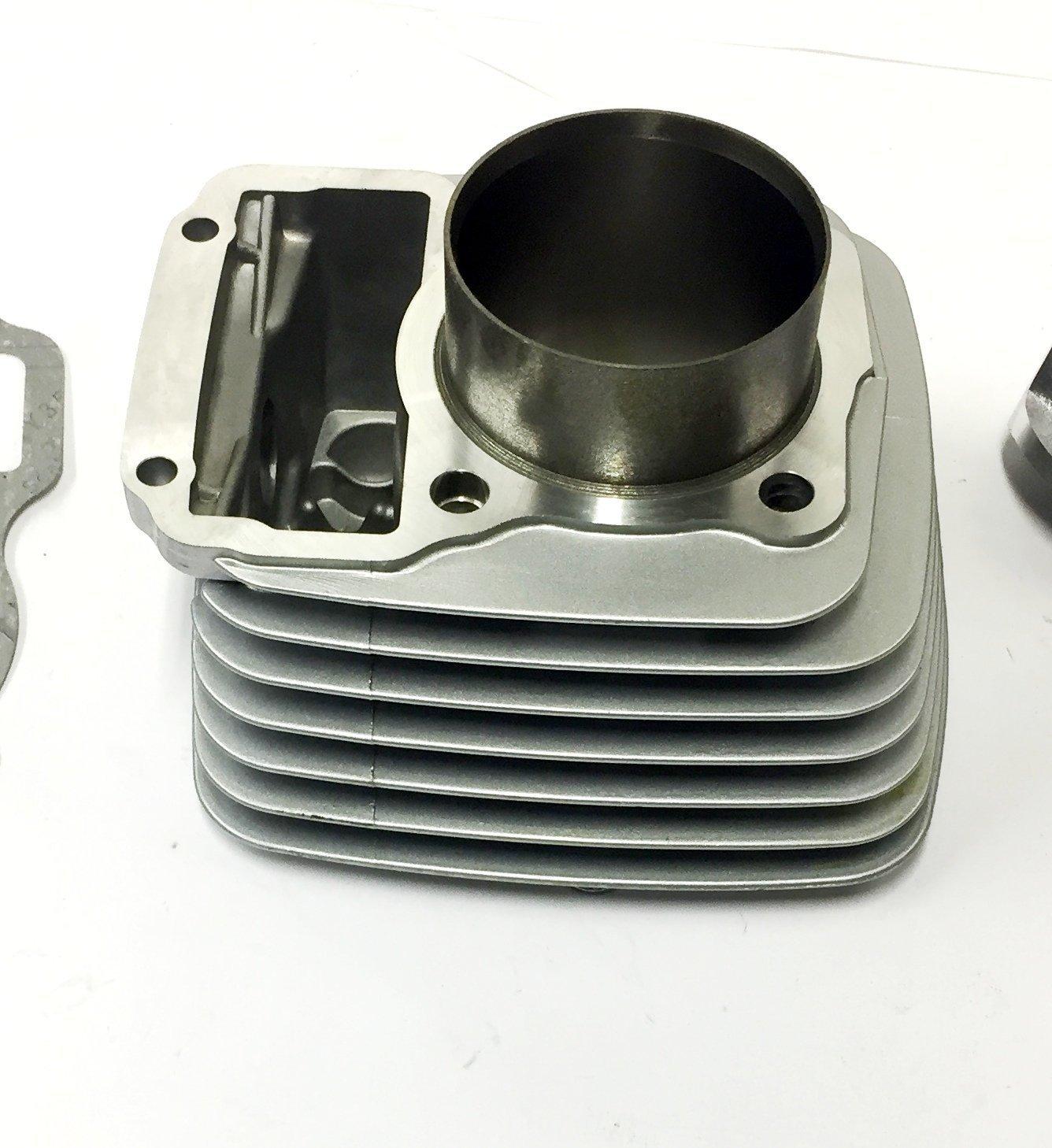 150cc Cylinder Big Bore Set for Lexmoto Vixen 125 HT125-8