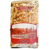 CASTELLO卡斯特意大利面条(#48单色螺丝型)500g(意大利进口)(新老包装随机发货)