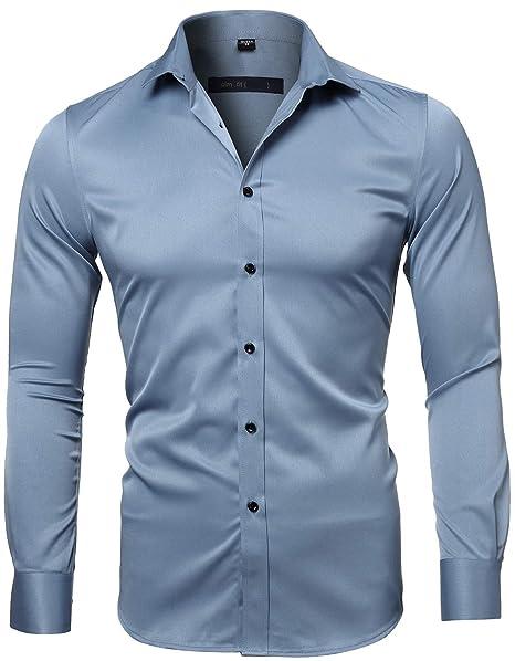 c6f0518d194d Camisa Bambú Fibra Hombre