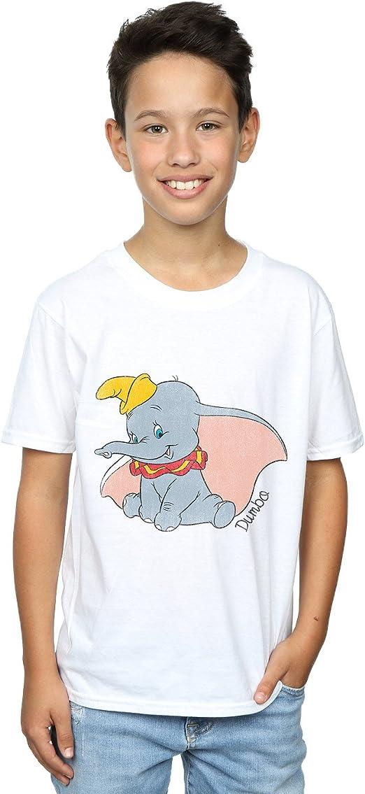 Disney niños Dumbo Classic Dumbo Camiseta: Amazon.es: Ropa y ...