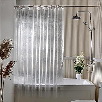Wasserdichtes Schimmelbeweis Duschvorhang Trennwand Vorhang Dusche Vorhang