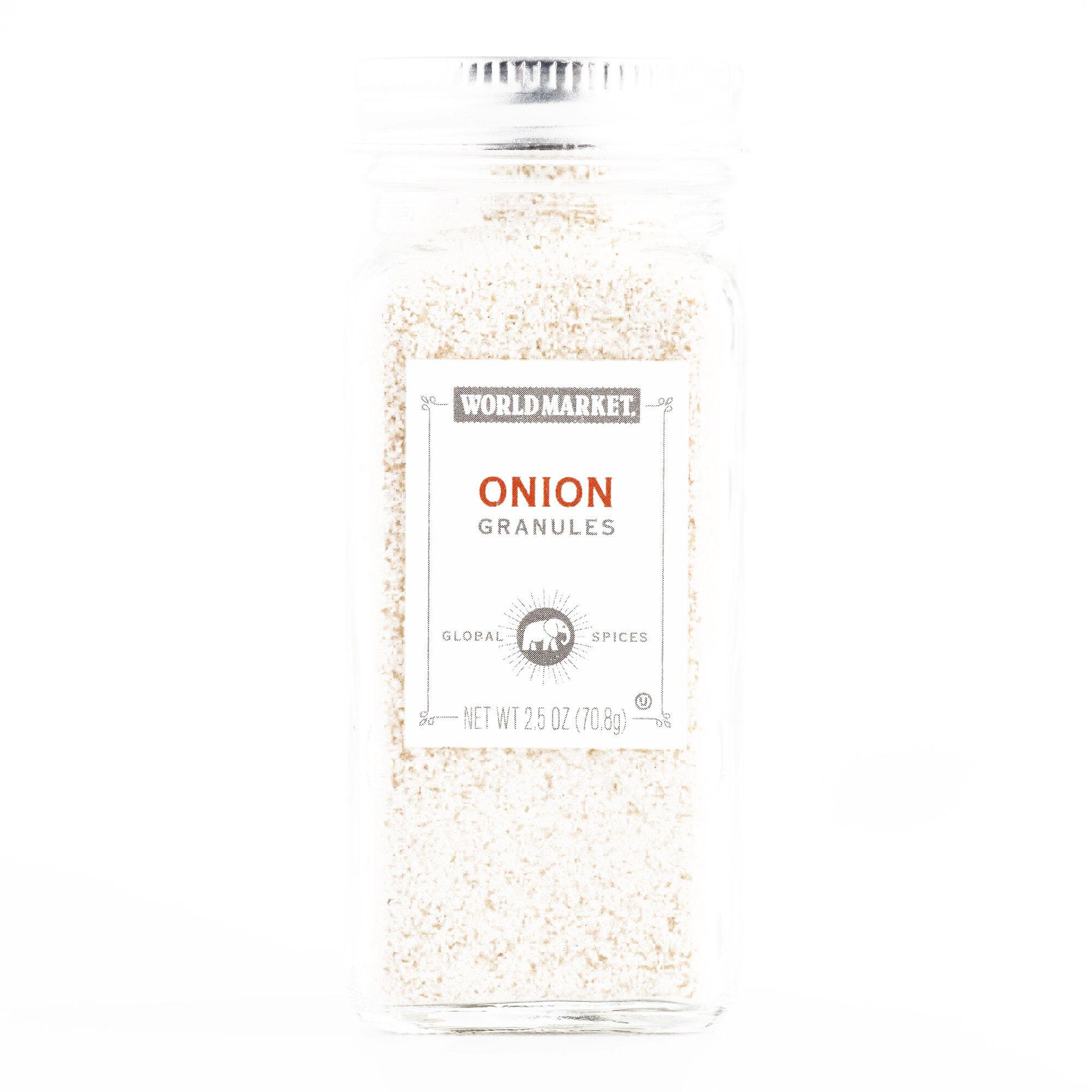 Onion Powder 2.5 oz each (6 Items Per Order, not per case)