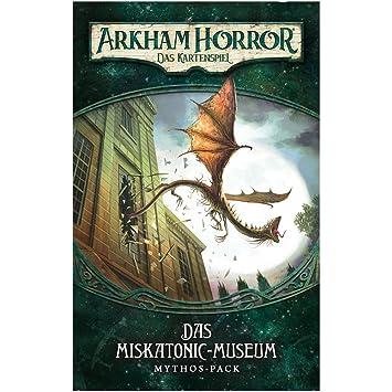 Fantasy Flight Games ffgd1102 Arkham Horror: LCG - El Museo ...