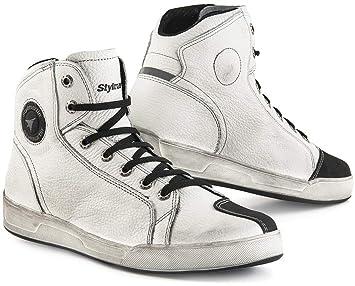 Stylmartin urban Schuhe Panama Weiss grösse 44