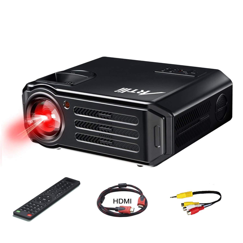 Artlii - Proyector HD portátil, proyector de Cine en casa ...