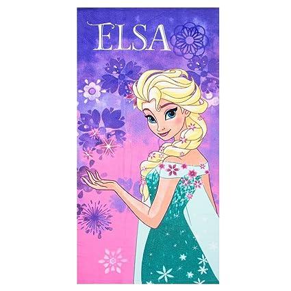 Disney Frozen Elsa toalla absorción de agua