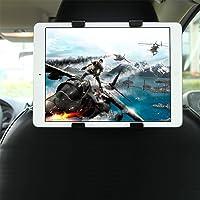 GHB Soporte para Tablet con Adaptador para Reposacabezas