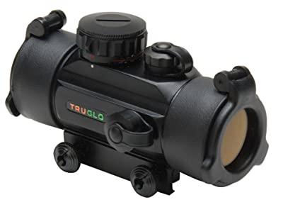 Truglo Red-Dot 30mm Dual Color Sight Black