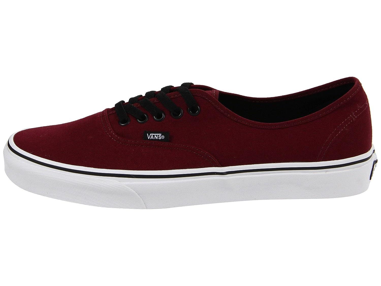 Vans Port AUTHENTIC, Unisex Erwachsene Sneakers Port Vans Royale / Schwarz 0053e3