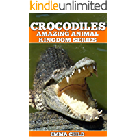 CROCODILES: Fun Facts and Amazing Photos of Animals in Nature (Amazing Animal Kingdom Book 13)