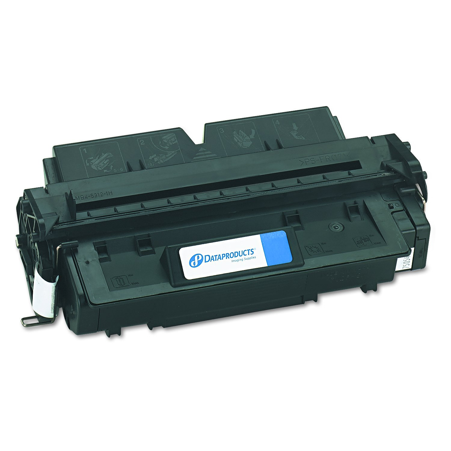 Dataproducts DPCFX7P Remanufactured FX-7 Toner, 4500 Page-Yield, Black