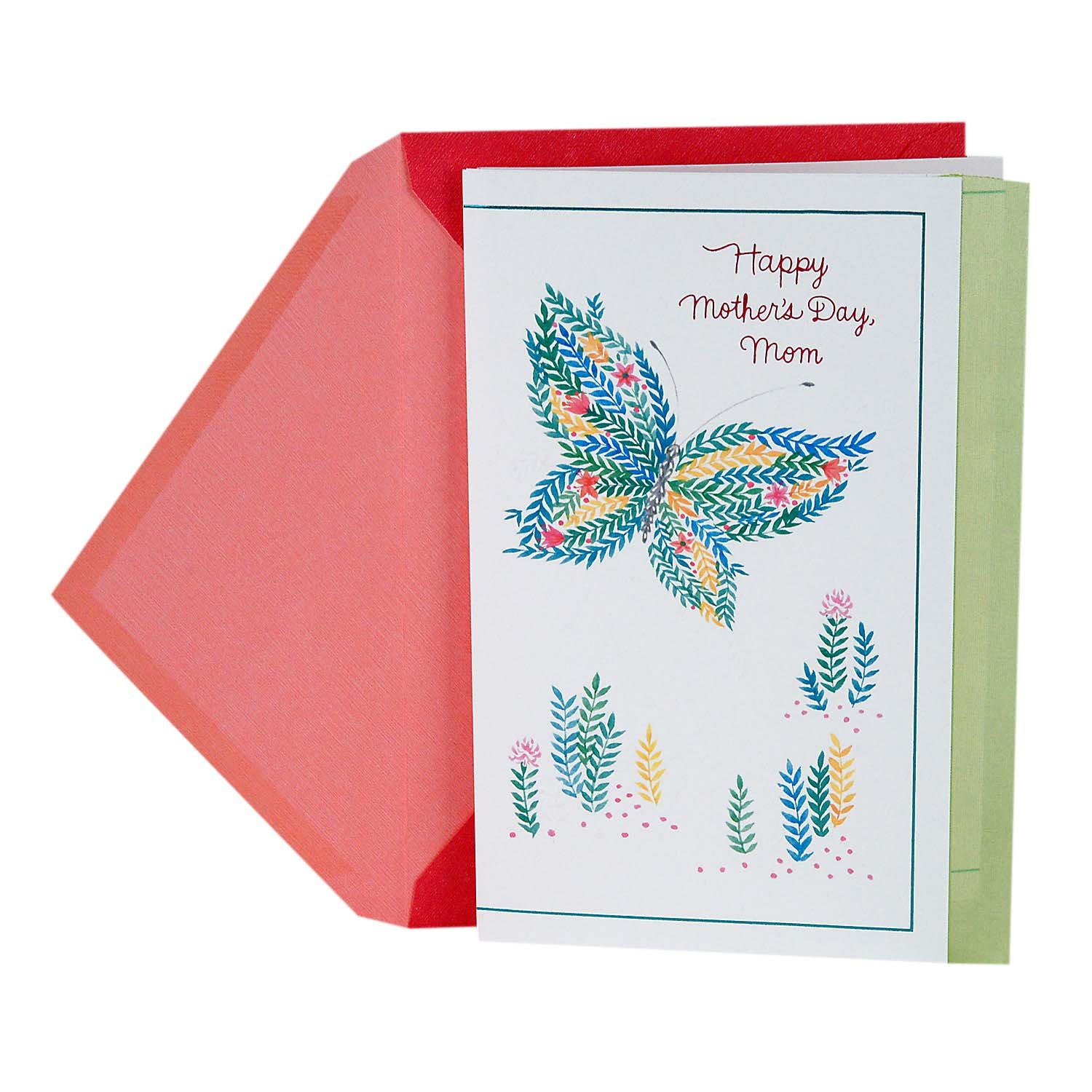 Amazon Hallmark Mothers Day Greeting Card So Glad Youre My