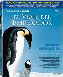 El viaje del emperador [Blu-ray]: Amazon.es: Charles Berling ...