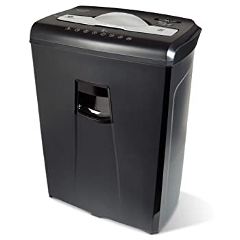 Aurora AU650MA 6-Sheets Micro-Cut Paper Shredder